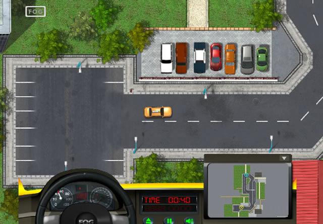 Taxi Fahren Spiel