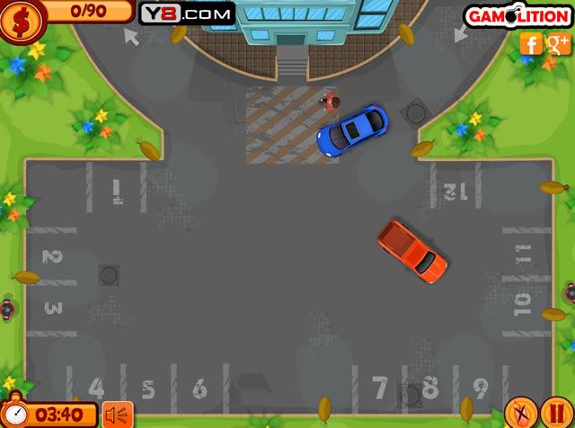 Arcade Driving School >> Valet Parking Nightmare - Simulation games - GamingCloud
