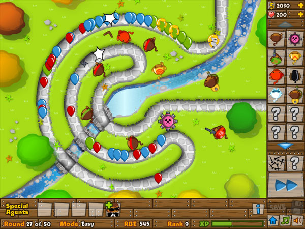 best strategy for bloons tower defense 5