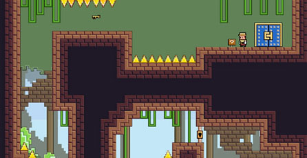 Pixel Quest - The Lost Idols