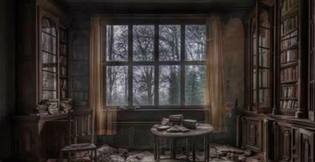 Abandoned Mysteries - Mad Manor