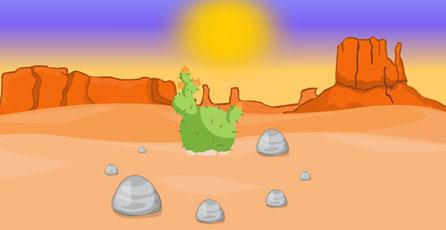 Mission Escape - Desert