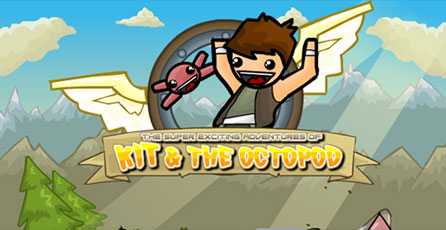 Kit And The Octopod