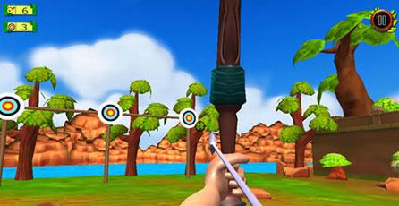 Archery Expert 3D - Small Island