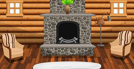 Escape Winter Cabin