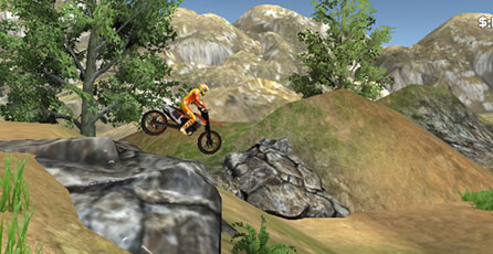 Bike Trials Offroad