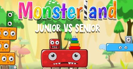 Monsterland - Junior vs Senior Deluxe