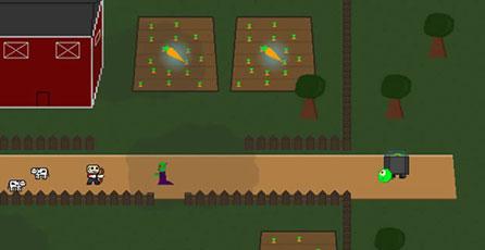 Agriculture vs Aliens 2