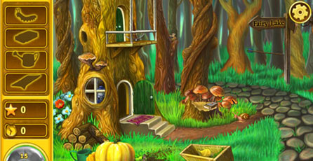 Hidden Objects Dragon Land