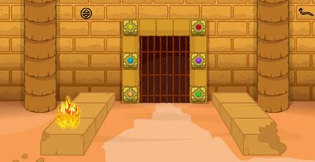 Escape Sand Temple