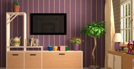 Violet Room Escape